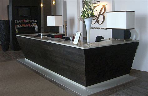 Hotel Reception Desk Design Bespoke Reception Desk Reception Counters Display Cabinet Sussex Uk