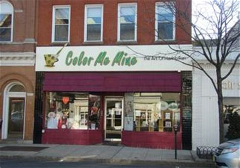 color me mine summit nj pottery studio painting classes ideas color me