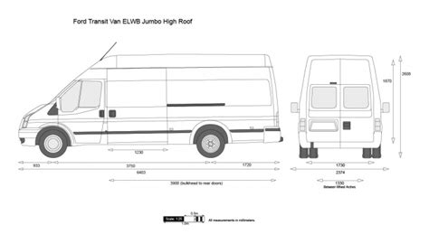 Ford Transit Interior Dimensions by Ford Transit Dimensions Ford Transit Dimensions Ford