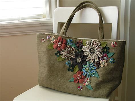 Handmade Bag - craftionary