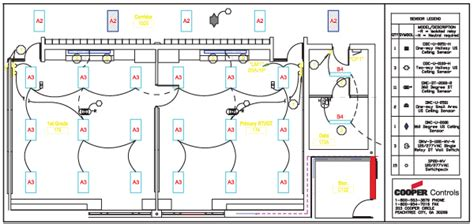 lighting layout electrical design commercial lighting commercial cooper cooper commercial
