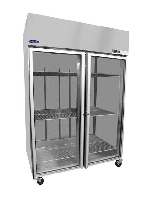 Refrigerator With Cabinet Doors Glass Door Refrigerator Cabinets