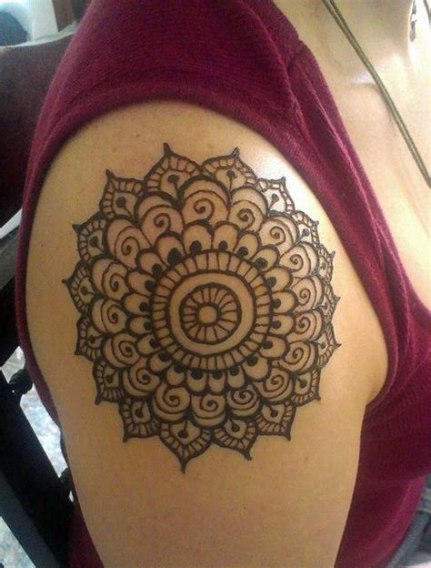 henna tattoo designs for shoulder 17 ideas about henna mandala on mandala