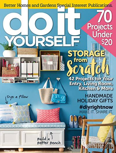 do it yourself magazine subscribe to do it yourself magazine