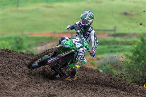 motocross news 2017 spring creek mx austin forkner out transworld