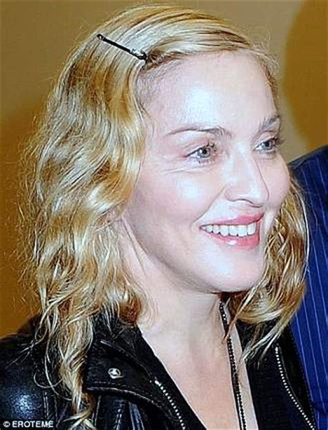 58 year old actresses madonna plastic surgery before and after photos