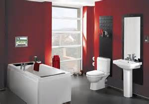 Red Bathroom Decorating Ideas by Simple Bathroom Decorating Ideas Midcityeast