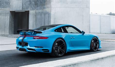 Porsche Panamera 911 by Techart Steigert Die Performance Der Neuen Porsche 911