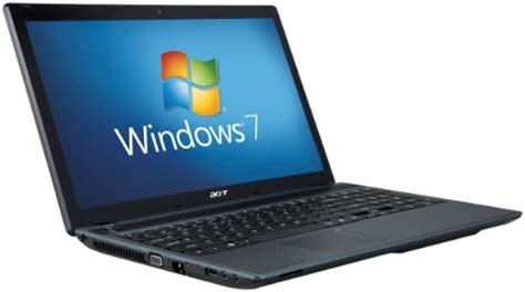 Laptop Acer Windows 7 acer aspire 5733z review 2 13ghz 4gb ram 500gb hd windows 7
