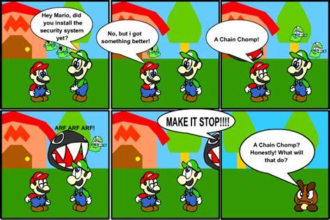 How To Draw Chain Chomp