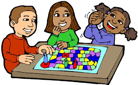 clip art clip art board games 737958