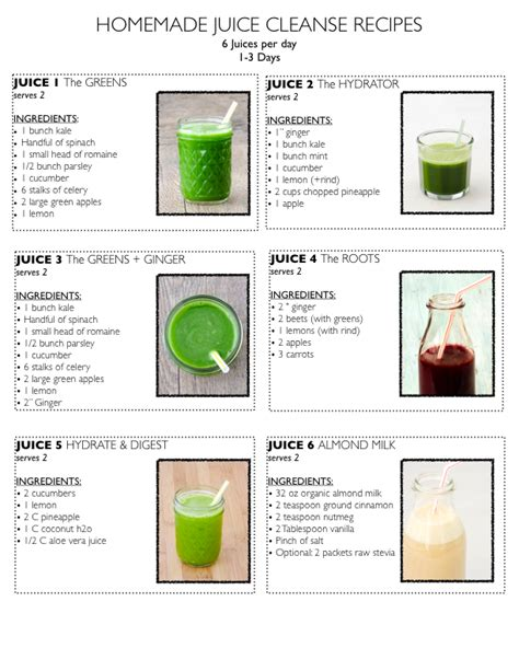 High Fiber Detox Juice Recipe by Powerful Green Smoothies To Transform Your Health Juice