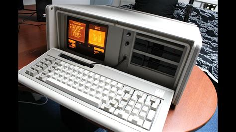 IBM 5155 Portable Personal Computer review (capacitive