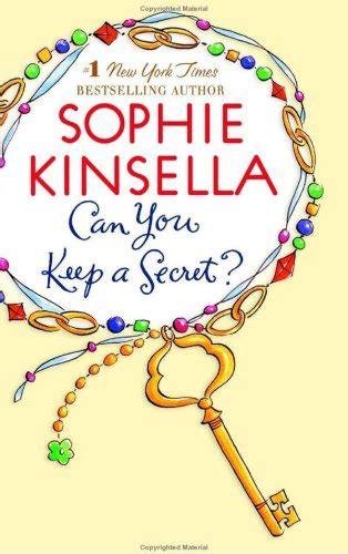 libro can you keep a un libro perfetto da leggere sotto l ombrellone sai tenere un sn segreto di sophie kinsella