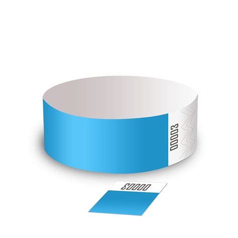 Ticket Stub Template Clipart Best Event Wristband Template