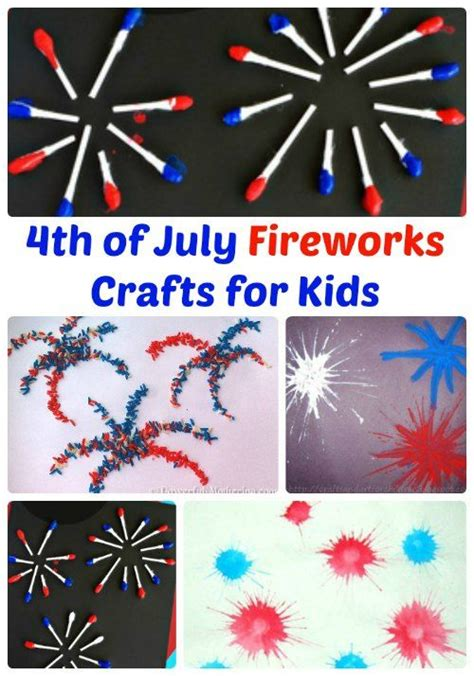 4th of july crafts for 35 patriotic 4th of july kid crafts activities