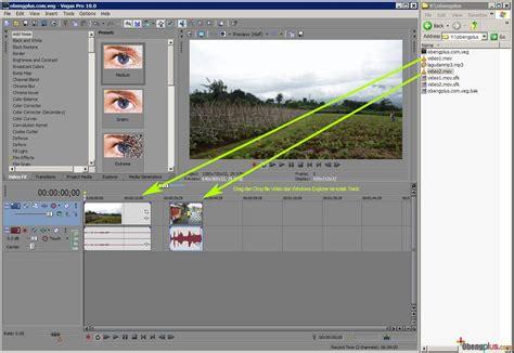 membuat watermark di sony vegas tutorial sony vegas pro rumah berbagi ilmu bertanya