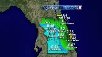 orlando florida weather forecast and radar