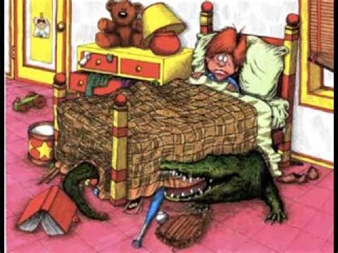 0007586779 the crocodile under the bed there is a crocodile under my bed youtube