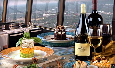 chart house san antonio tower of the americas taking entertaiment fine dining to new heights