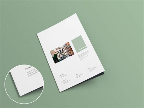 20 Free Catalog Brochure Mockup Templates In Psd Brochure Mock Up Template