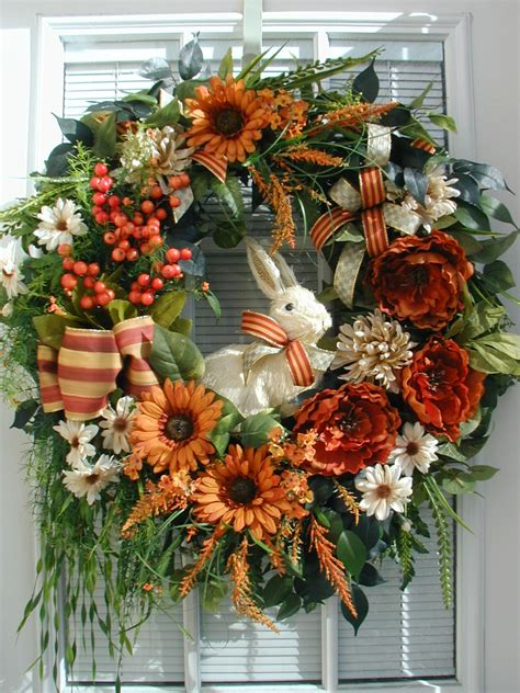 grapevine floral design home decor the large elegant easter grapevine wreath fall spring summer