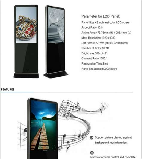 Digital Signage Murah 65 Inch Android System Wifi Lan Hdmi 55 inch exhibition 3g wifi touch screen display