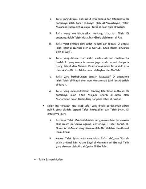 Ijtihad Hermeneutis Eksplorasi Pemikiran Imam Syafii usuluddin kertas 2 sejarah perkembangan ilmu tafsir zaman
