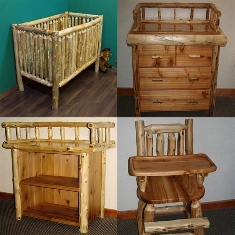 Babys Furniture by Rustic Baby Furniture Baby Dagger