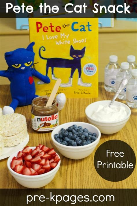 new year cooking preschool where is pete the cat