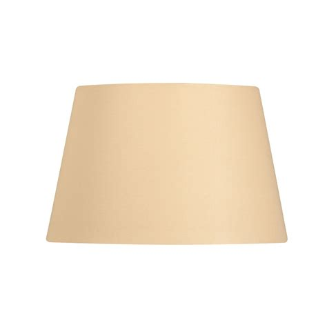 20 inch drum l shade beige cotton drum l shade 20 inch s901 20be oaks lighting