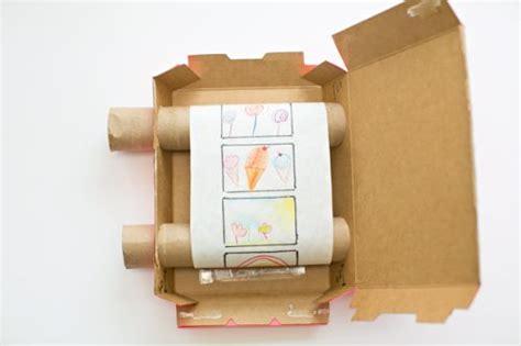 How To Make A Paper Tv - manualidades con cart 243 n televisi 243 n para ni 241 os fiestas y