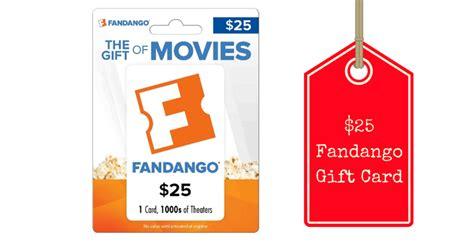 15 Fandango Gift Card - 25 fandango gift card fabulessly frugal