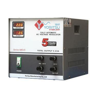 Yoritsu Mdi 30 jual voltage stabilizer 3 phase harga promo