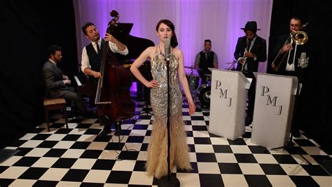 in swing version vintage swing version of quot hollaback quot feat robyn