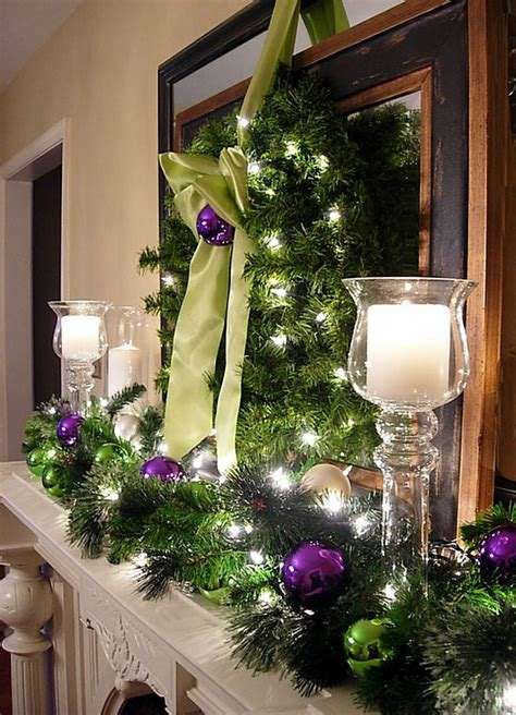 mantel mania 50 festive mantel decorating ideas for a