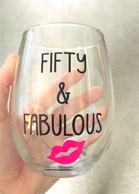 birthday glass 25 best ideas about birthday wine glasses on pinterest