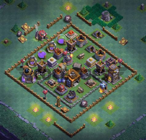 clash of clans builder clash of clans builder hall 7 layout cocbases
