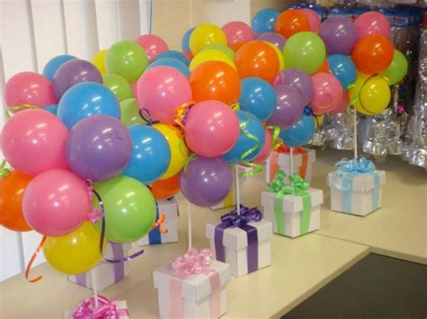 Decorating Ideas With Balloons Balloon Decoration Ideas Home Balloon Decorating