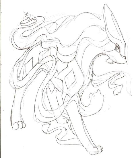 pokemon coloring pages suicune suicune pokemon coloring pages images pokemon images