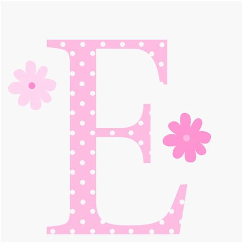 Letter Stickers personalised pink polka wall letter stickers by kidscapes