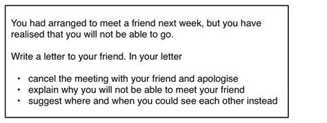 Informal Letter Questions invitation letter sle ielts images invitation sle