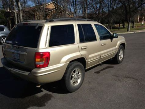 1999 jeep grand limited interior buy used 1999 jeep grand limited sport utility 4