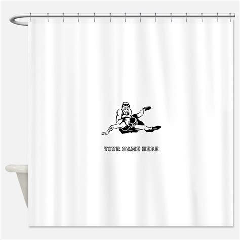 wrestling curtains wrestling shower curtains wrestling fabric shower