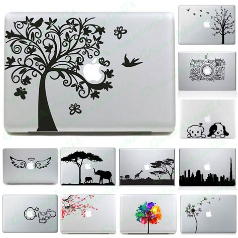 Coole Macbook Aufkleber by Cool Silhouette Vinyl Decal Sticker Skin For Apple Macbook