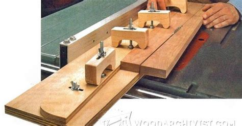 woodworking fixtures adjustable tapering jig table saw tips jigs and