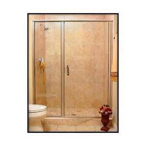 installing glass shower doors how to install a shower door plumbtile s