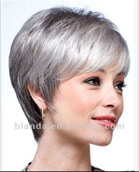 front and back pictures of hairstyles for gray hair 17 best images about grey hair styles on pinterest short