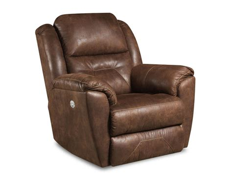 Southern Motion Recliner Parts by American Made 751p Panorama Recliner In Leather Or Microfiber