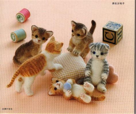 delphi catering tutorial needle felt cute cats pdf patterns kawaii ebook japanese
